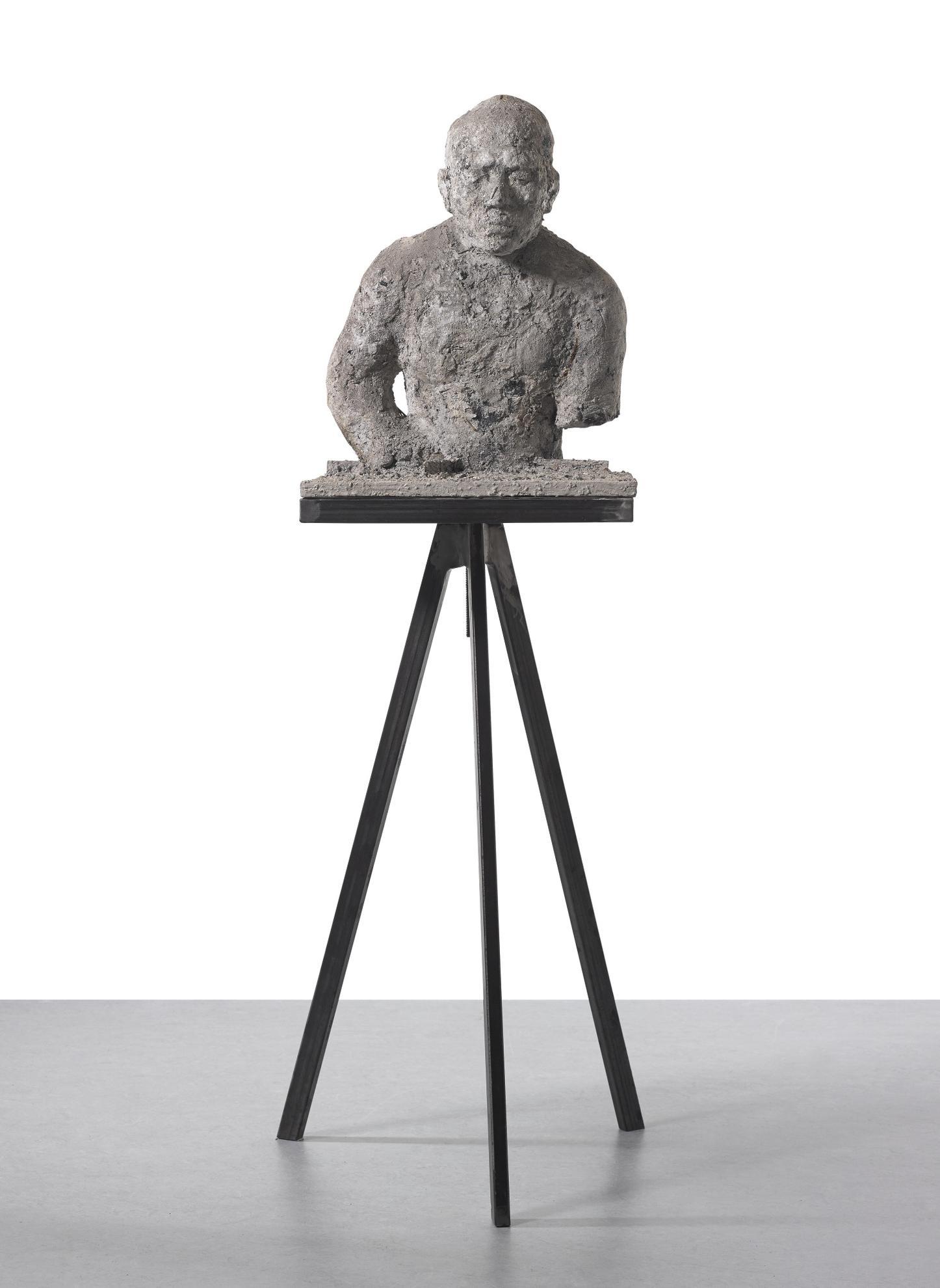 Zhang Huan-Ash Head No. 22-2007