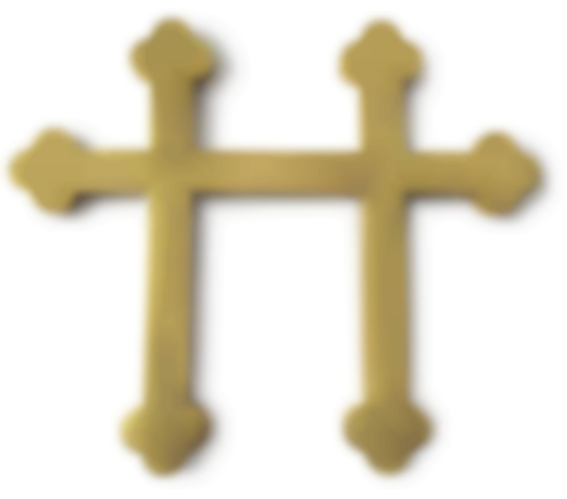 Jonathan Horowitz-Crucifix For Two-2013