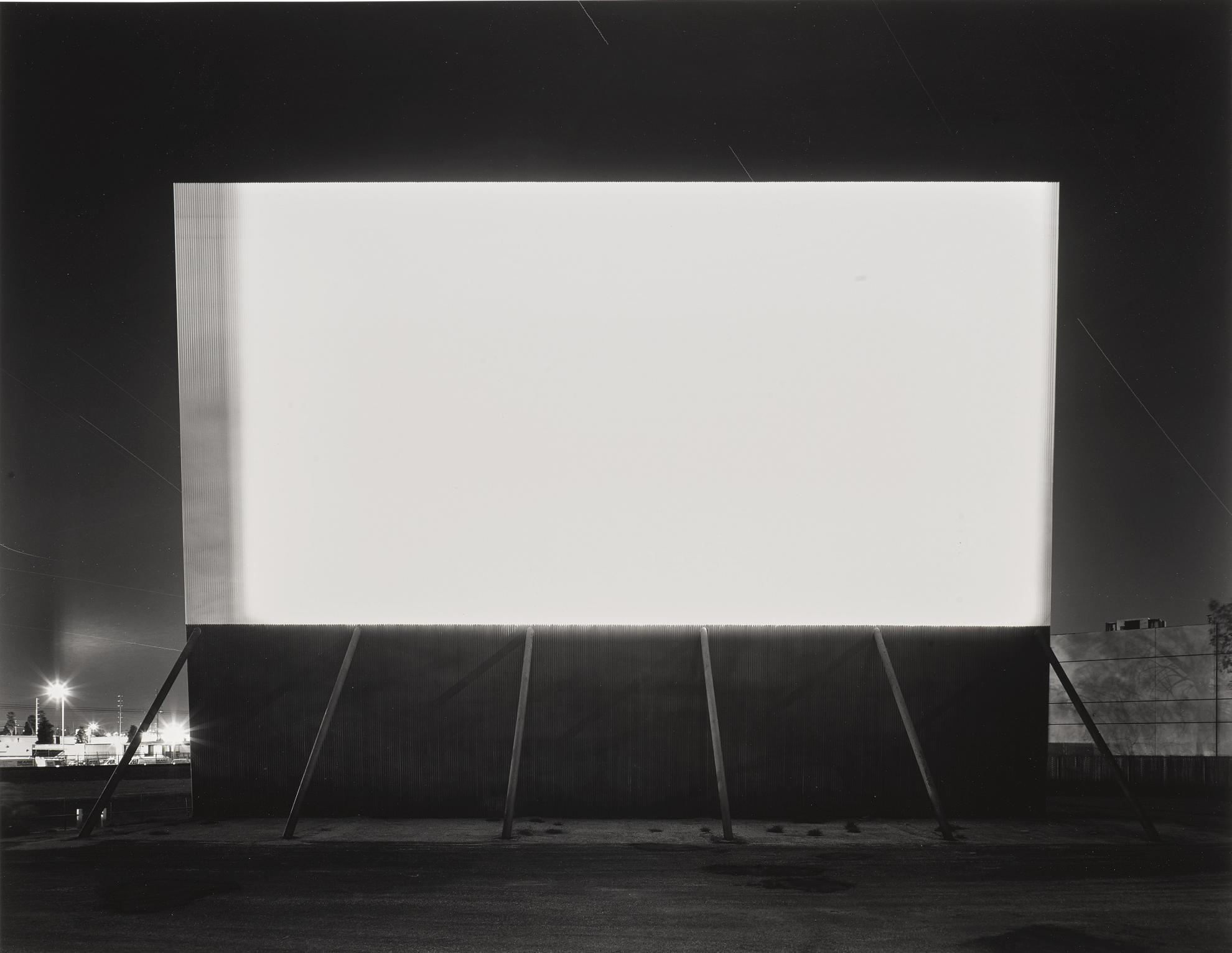 Hiroshi Sugimoto-Winnetka Drive-In, Paramount-1993