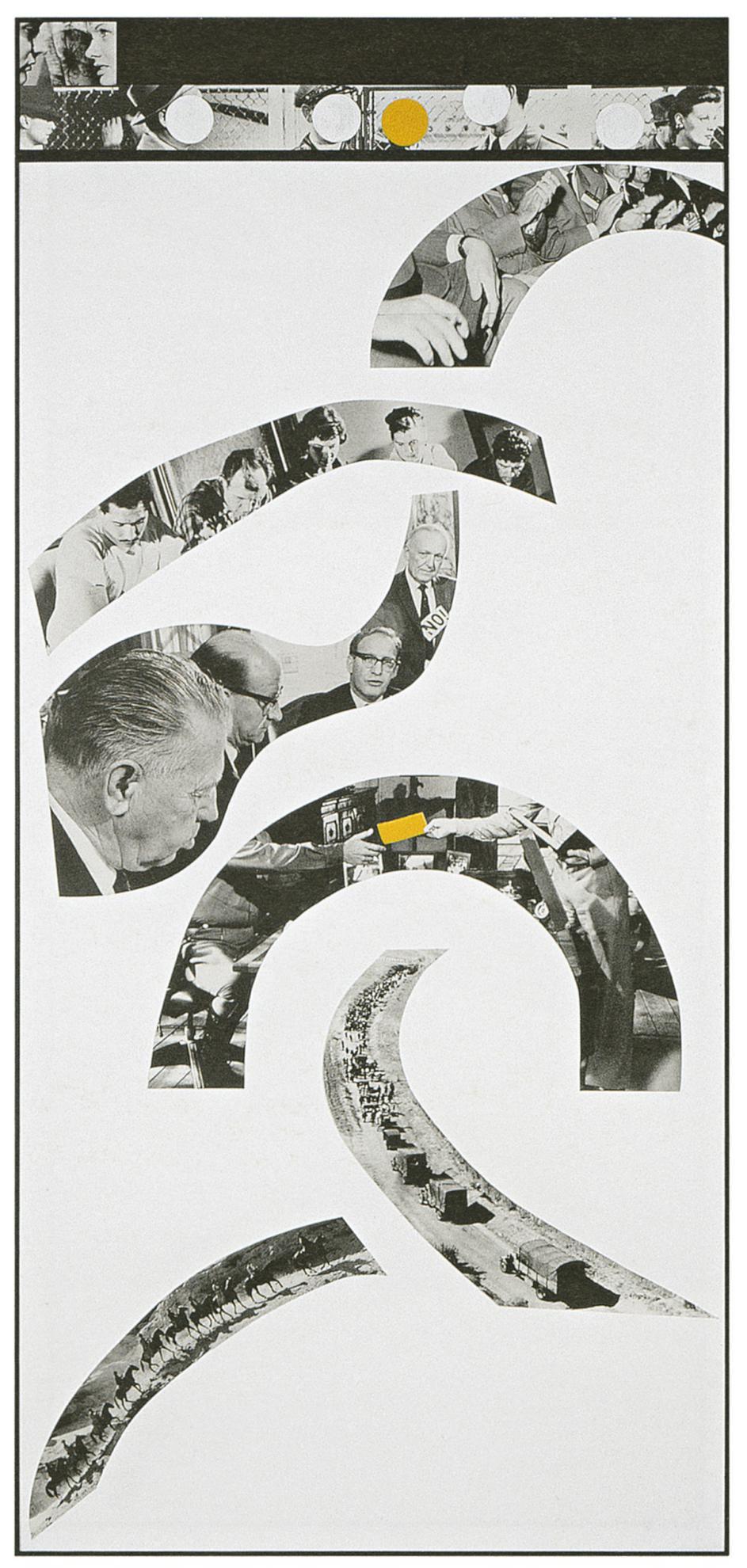 John Baldessari-Letter-1986