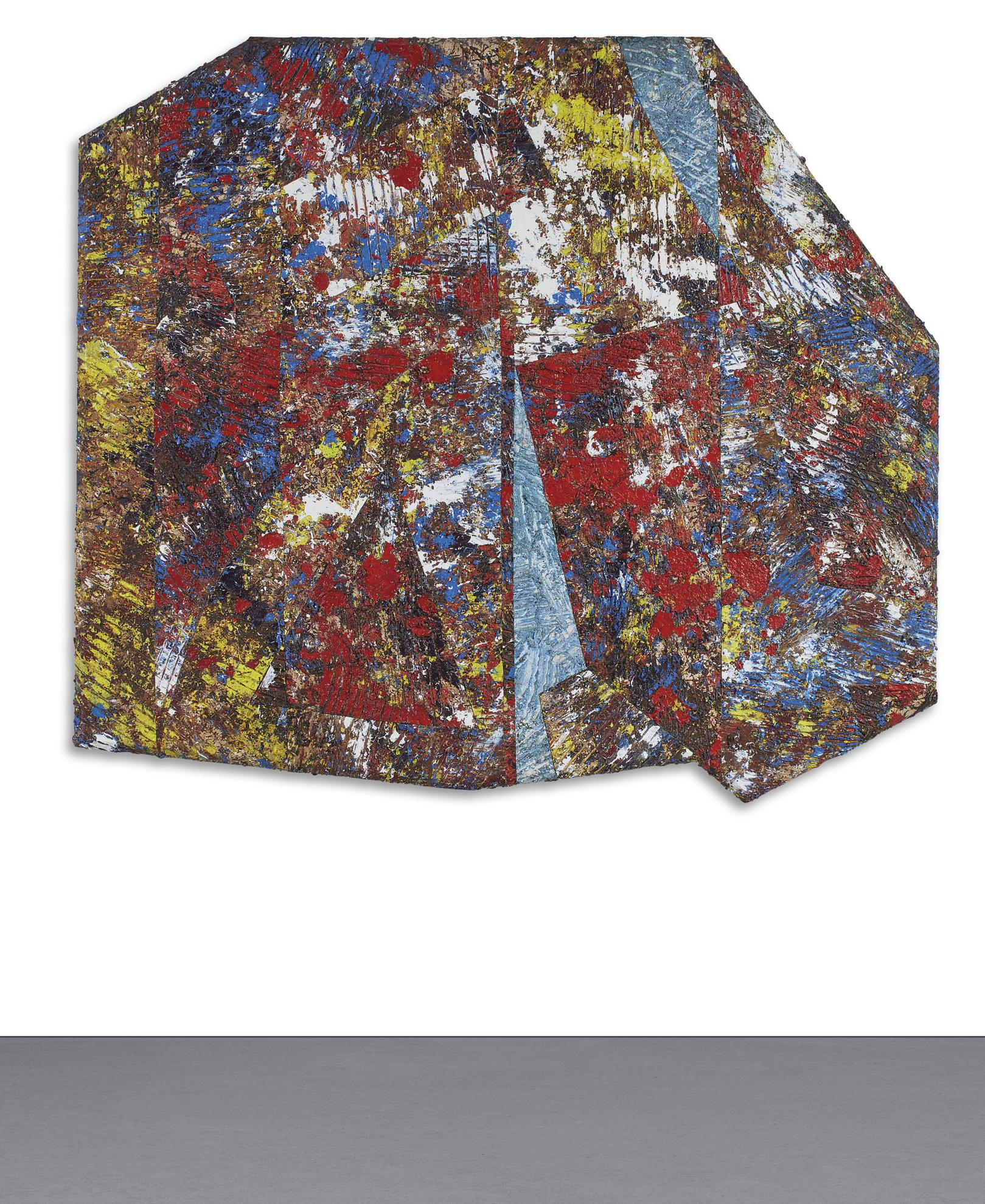 Sam Gilliam-King Of Prussia-1980