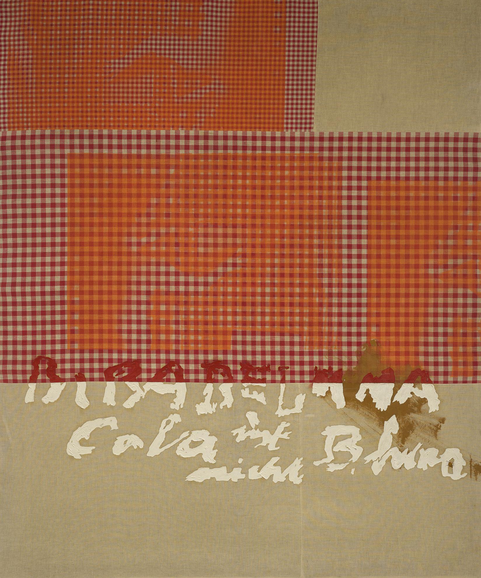Martin Kippenberger-Bibabeluna (Cola Ist Nicht Bluna)-1987