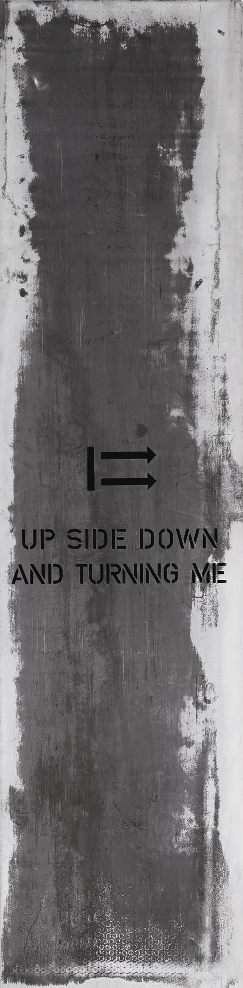 Martin Kippenberger-Upside Down And Turning Me-1989