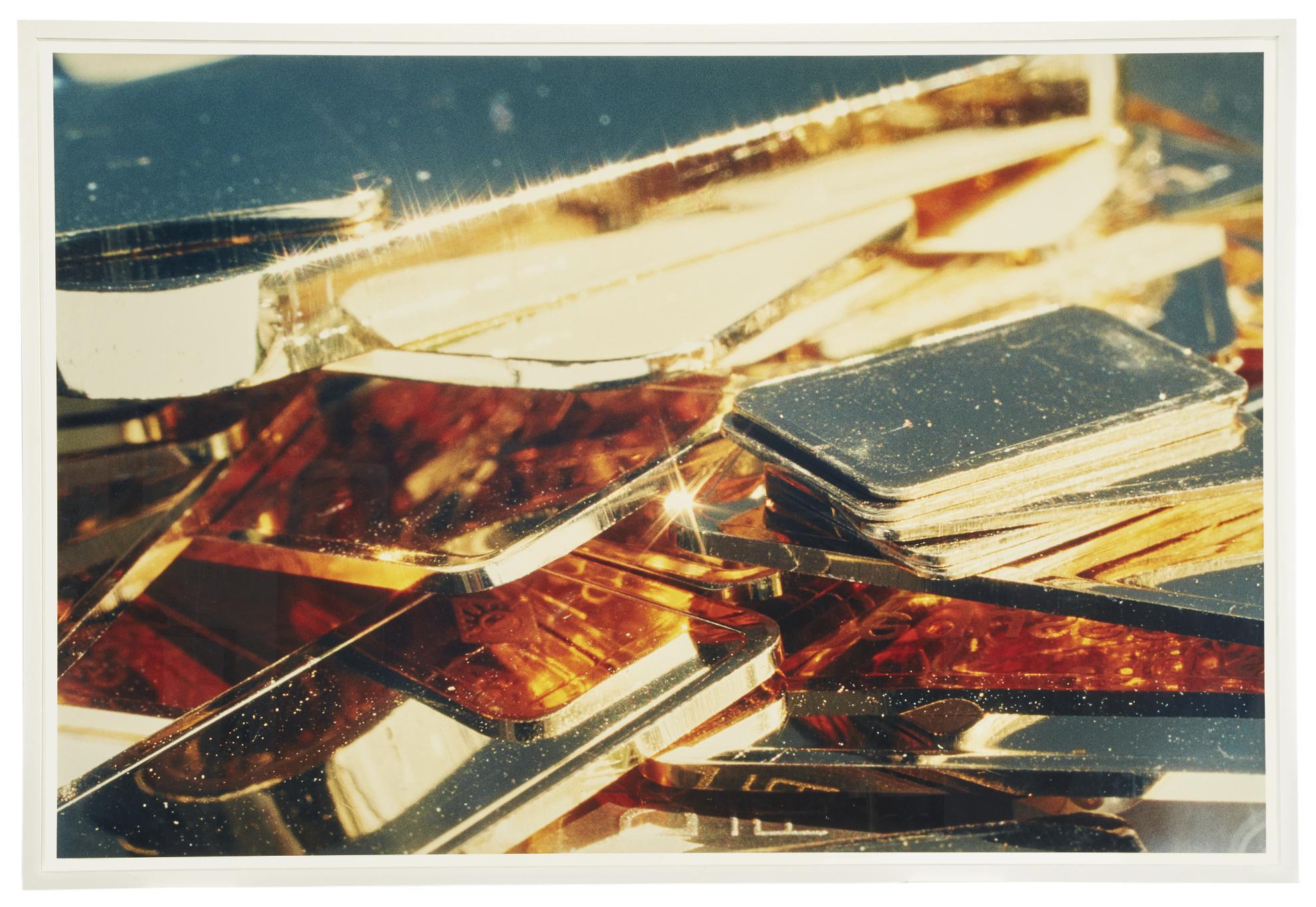 Wolfgang Tillmans-Gold (E)-2002