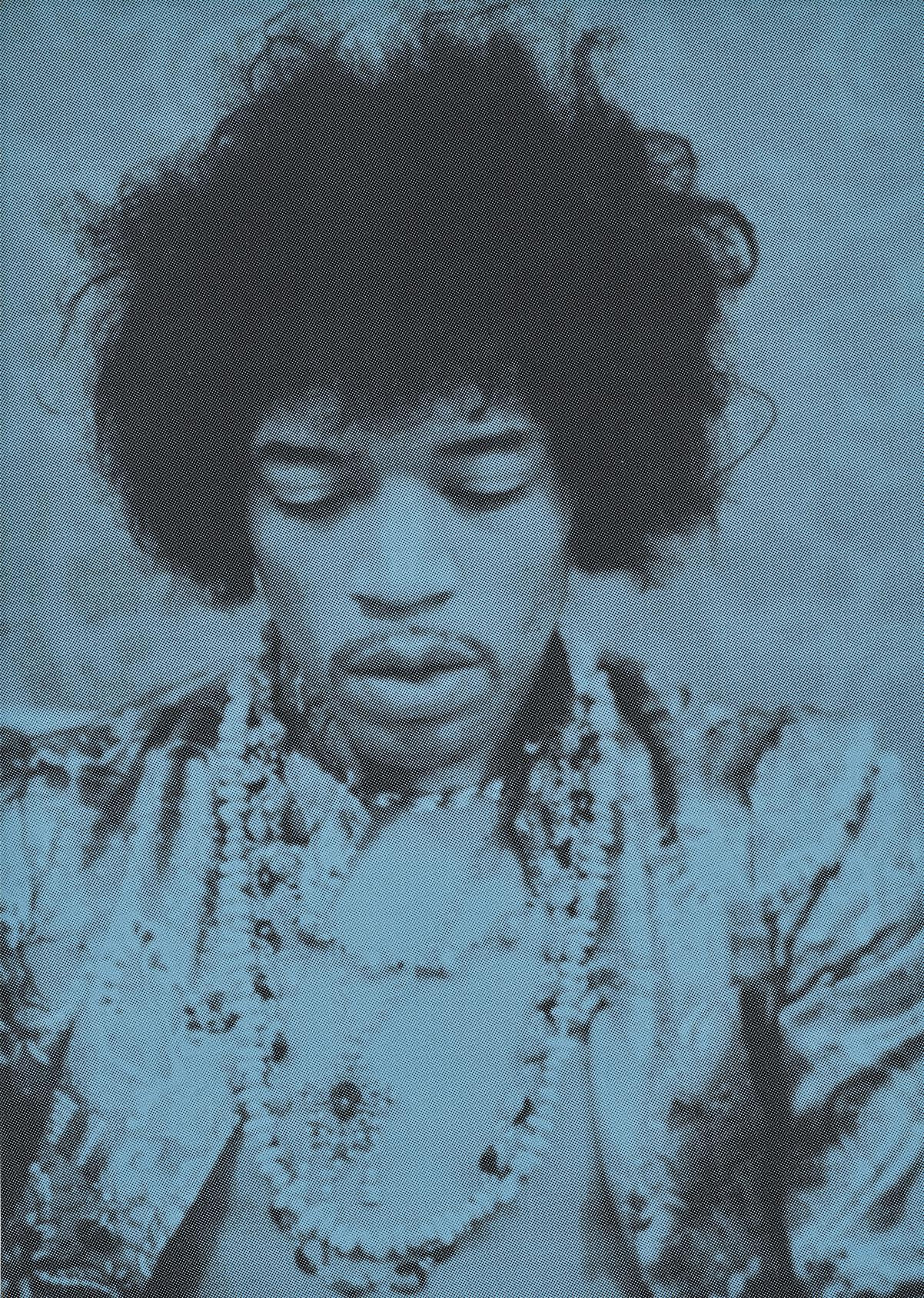 Russell Young-Jimi Hendrix-2005