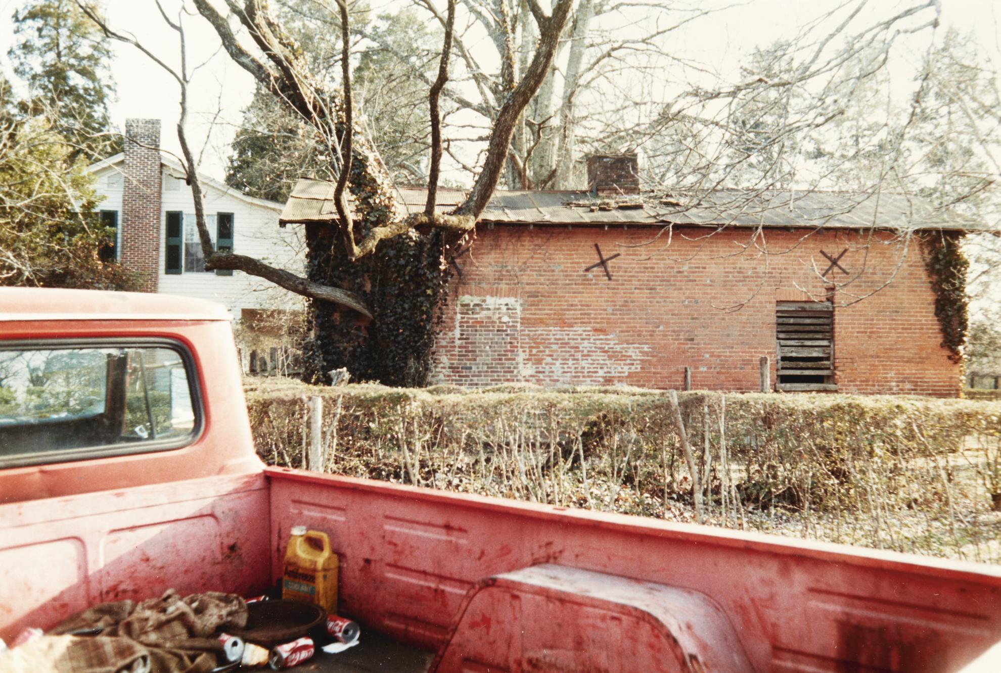William Eggleston-William Faulkners House-1982