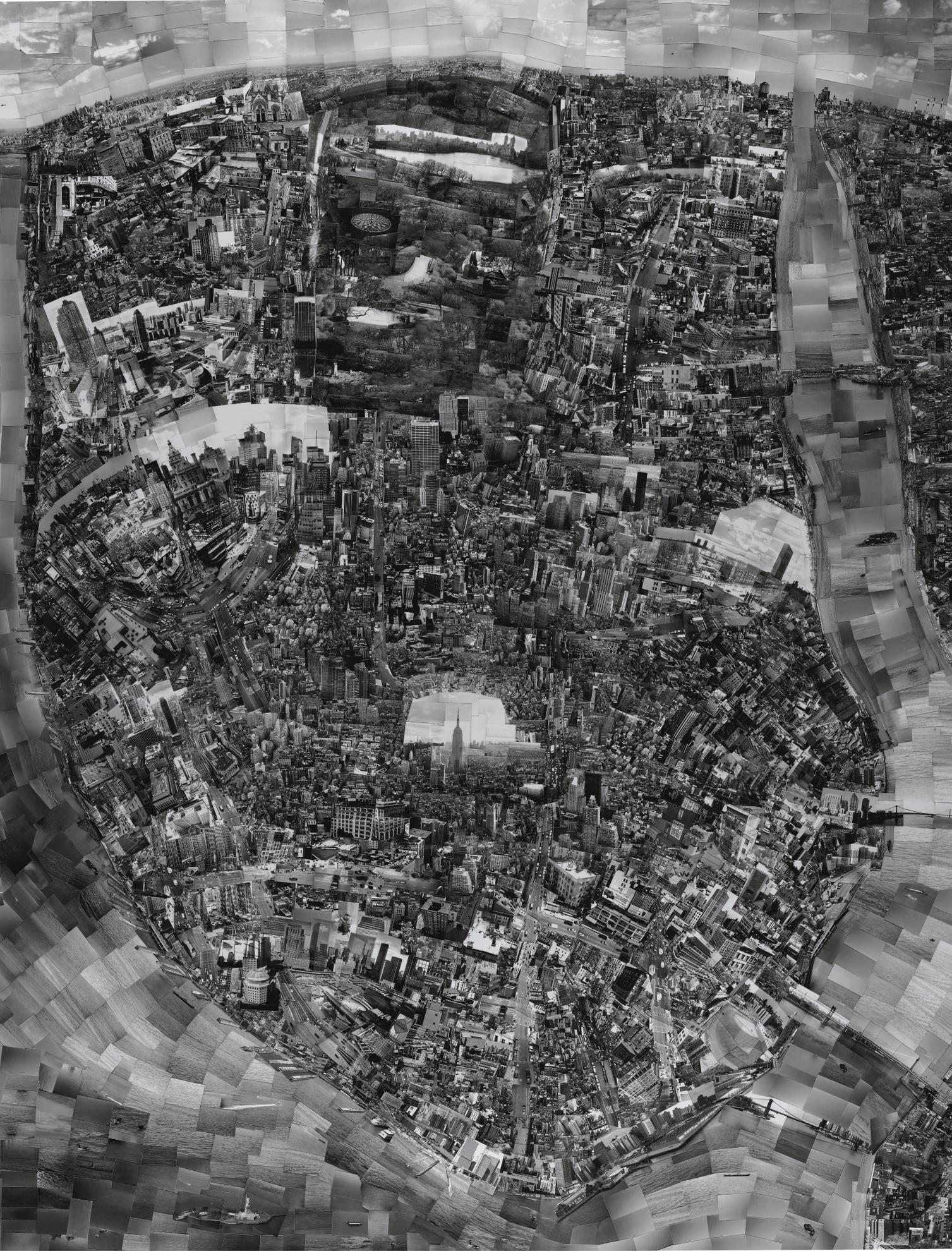 Sohei Nishino-Diorama Map, New York-2006