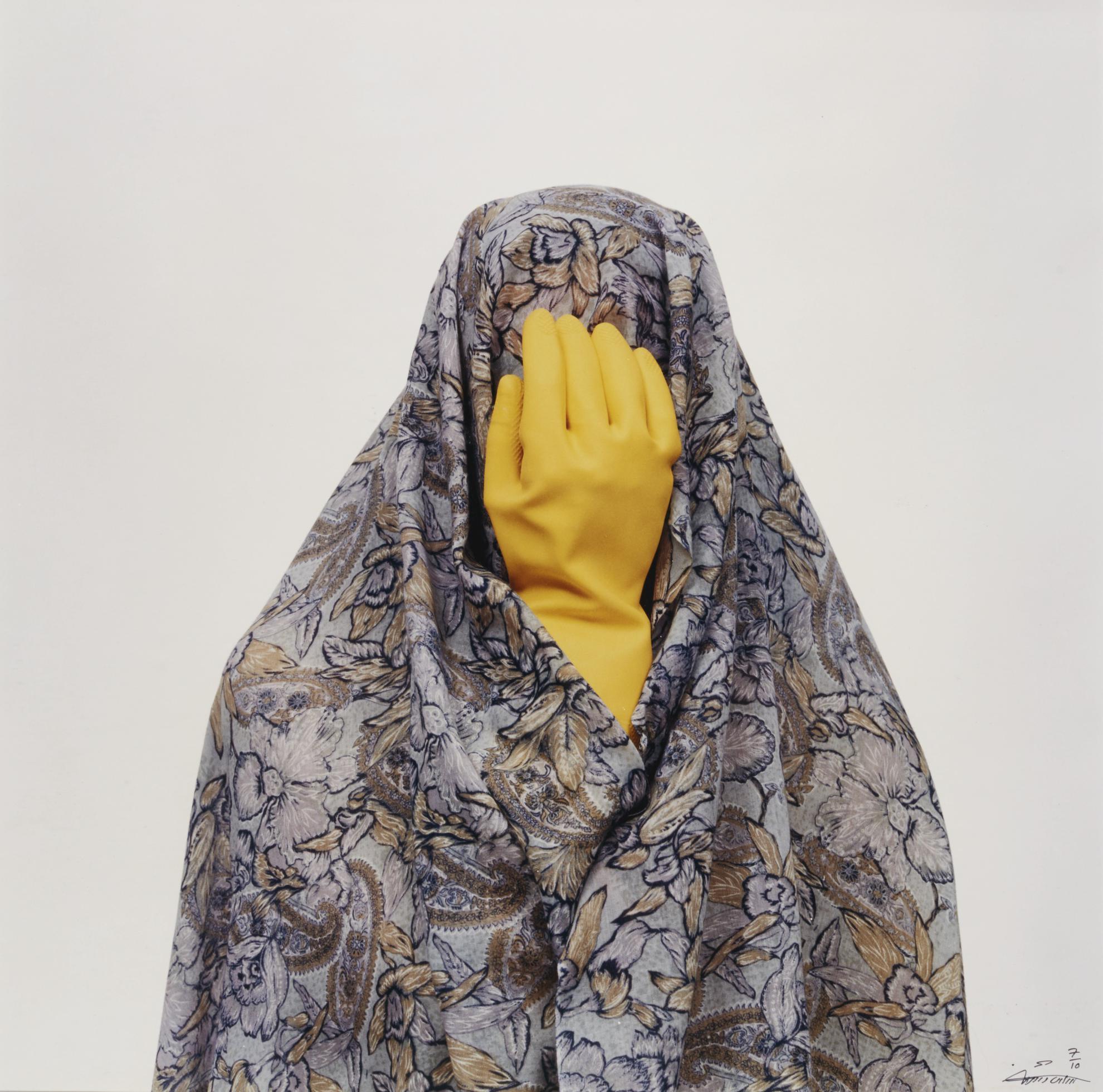 Shadi Ghadirian - Like Everyday-2001