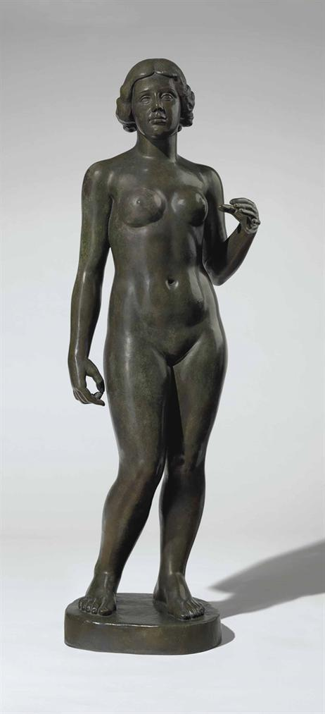 Aristide Maillol-Marie-1931