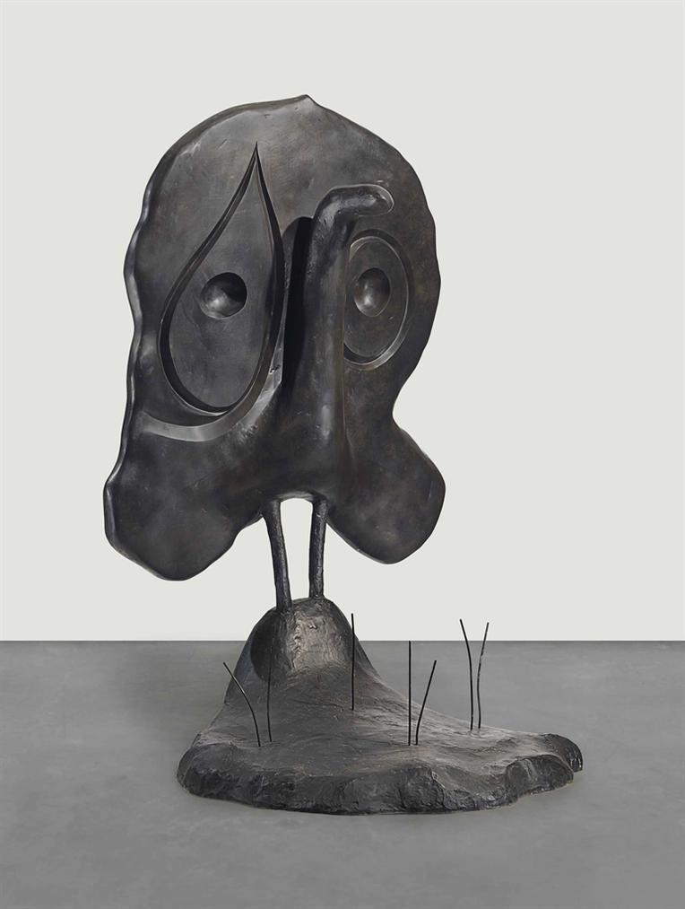 Joan Miro-Personnage-1978