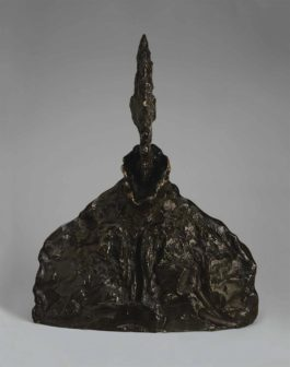 Alberto Giacometti-Buste Dhomme (Diego Au Blouson)-1953