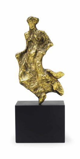 Alberto Giacometti-Broche, Modele Ange De Lannonciation-1939