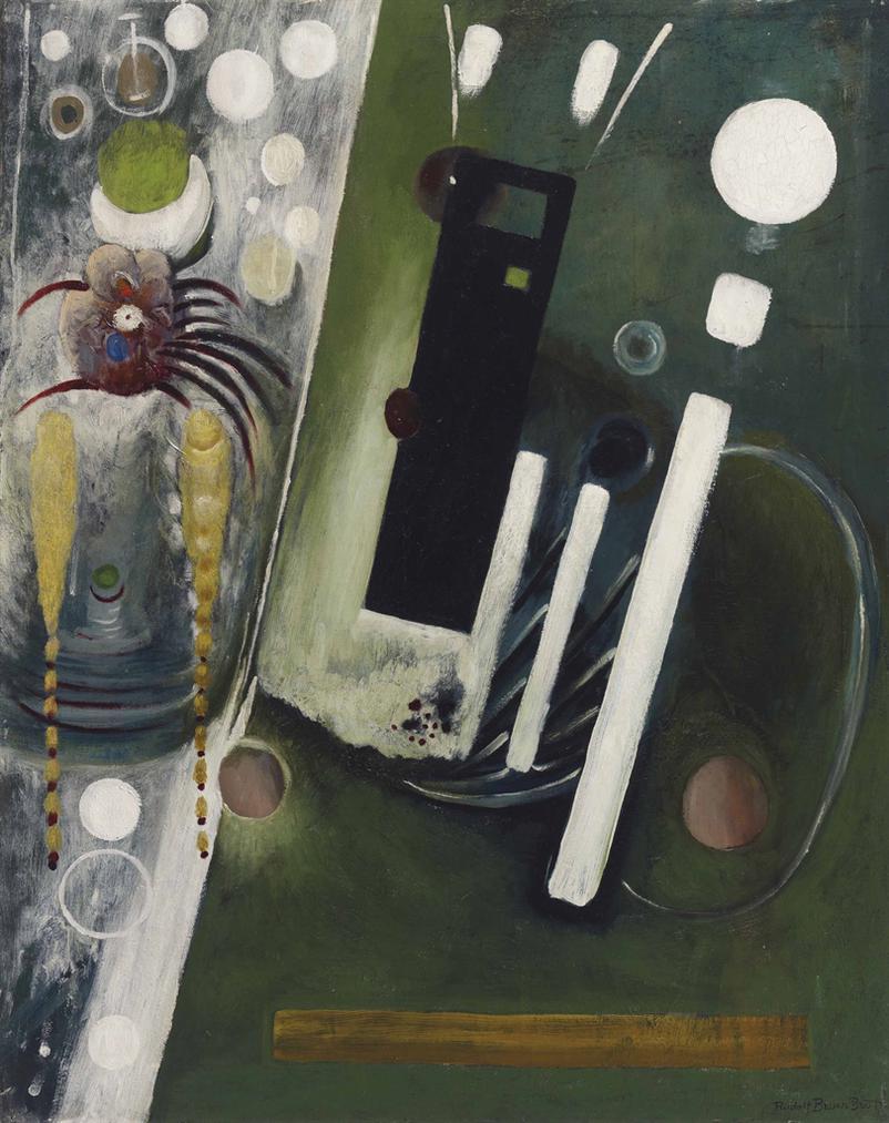 Rudolf Bauer-Contrast-1924