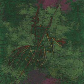 Paul Klee-Versprengter Reiter-1929