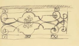Henri Matisse-Motif Ferronnier