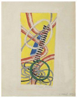 Laszlo Moholy-Nagy-Formes-1942