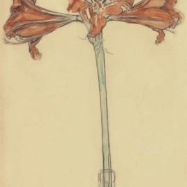 Piet Mondrian-Amaryllis