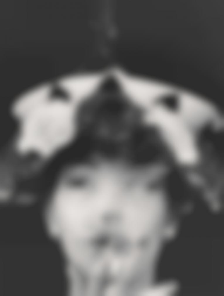 William Klein-Hat + Five Roses-1956