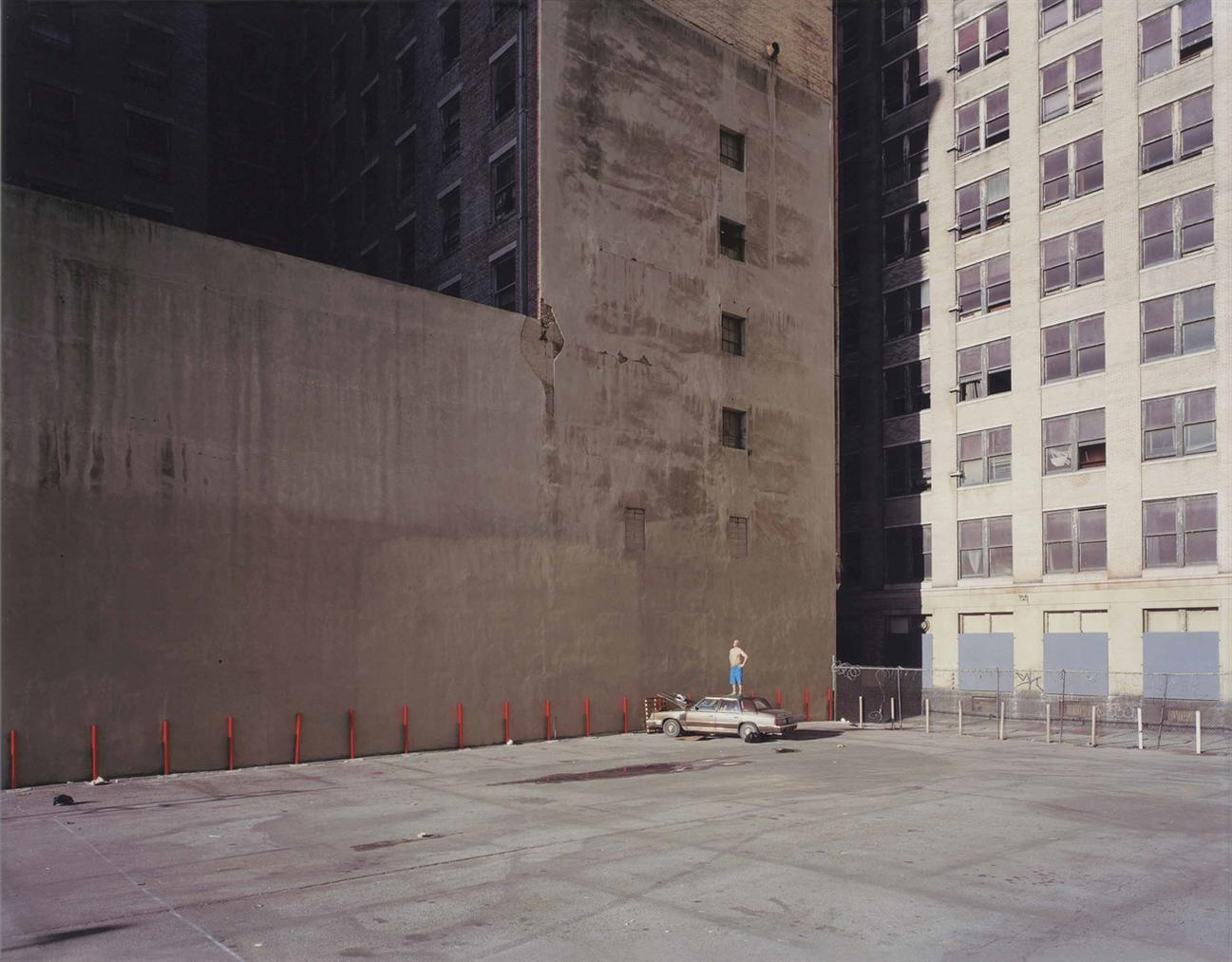 Nadav Kander-Cowboy, Los Angeles-2005