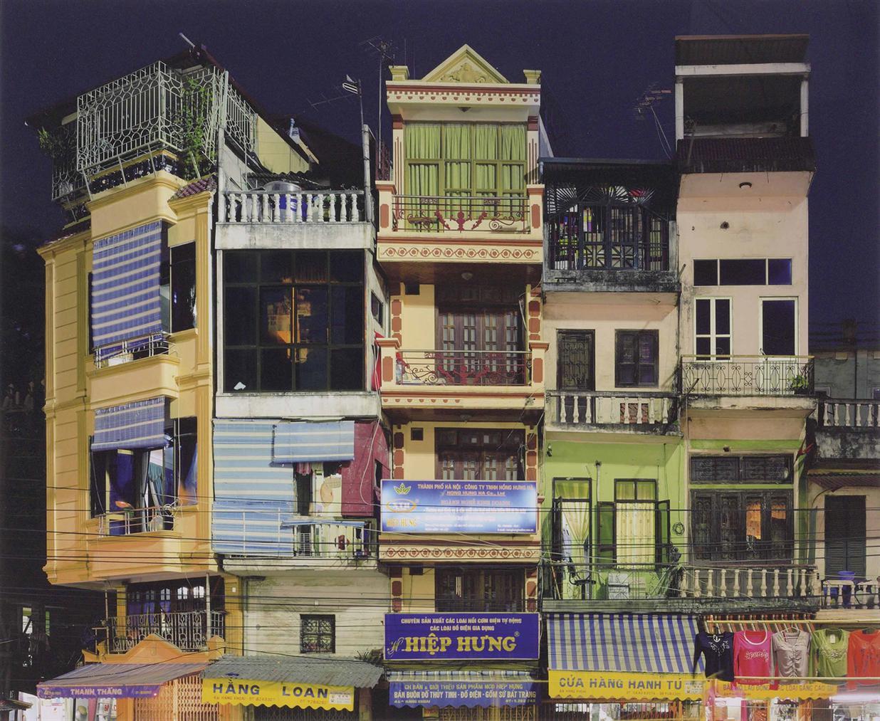 Andrew Moore-Hang Khoai, Hanoi-2007