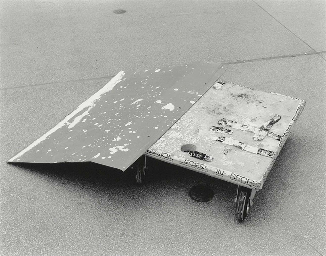 Christopher Williams-As Yet Untitled (Splatter Gard)-2006