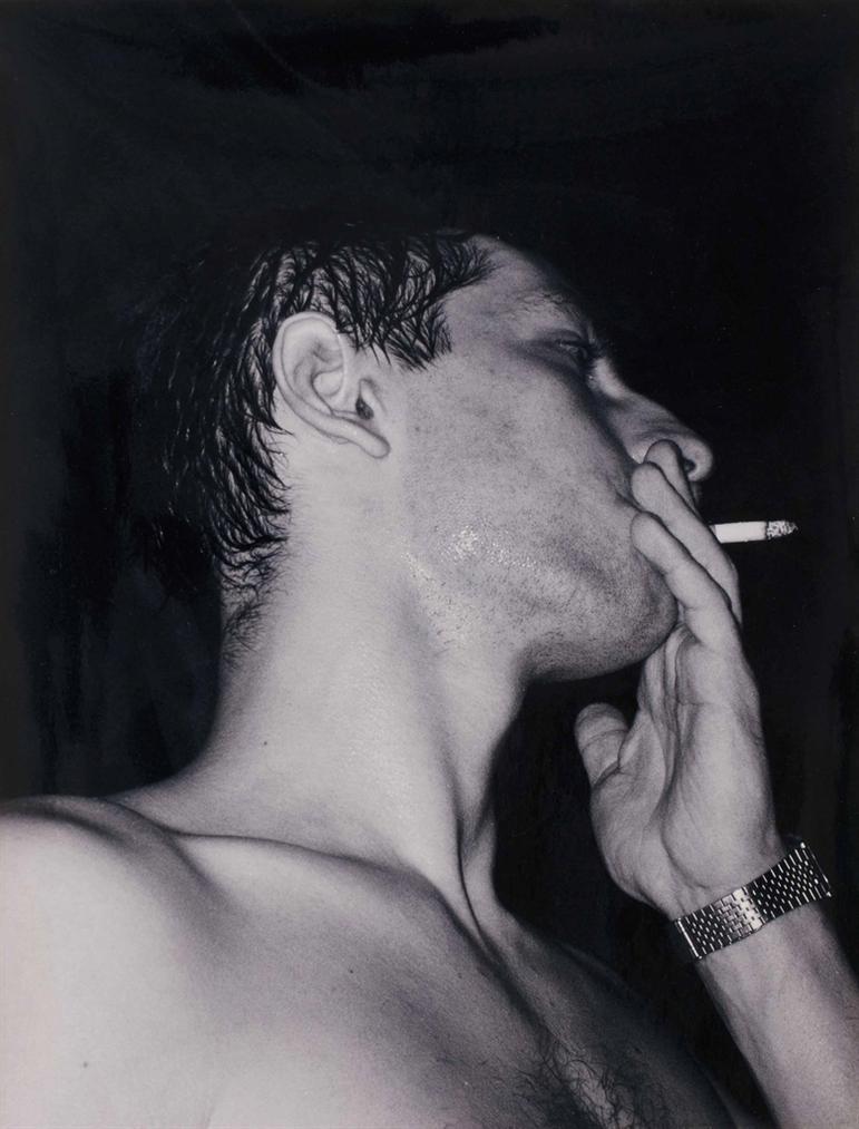 Wolfgang Tillmans-Smoker Chemistry-1992