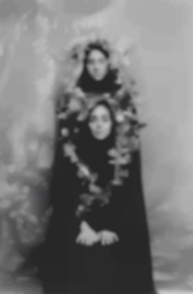 Shirin Neshat-Untitled From Women Of Allah Series-1995