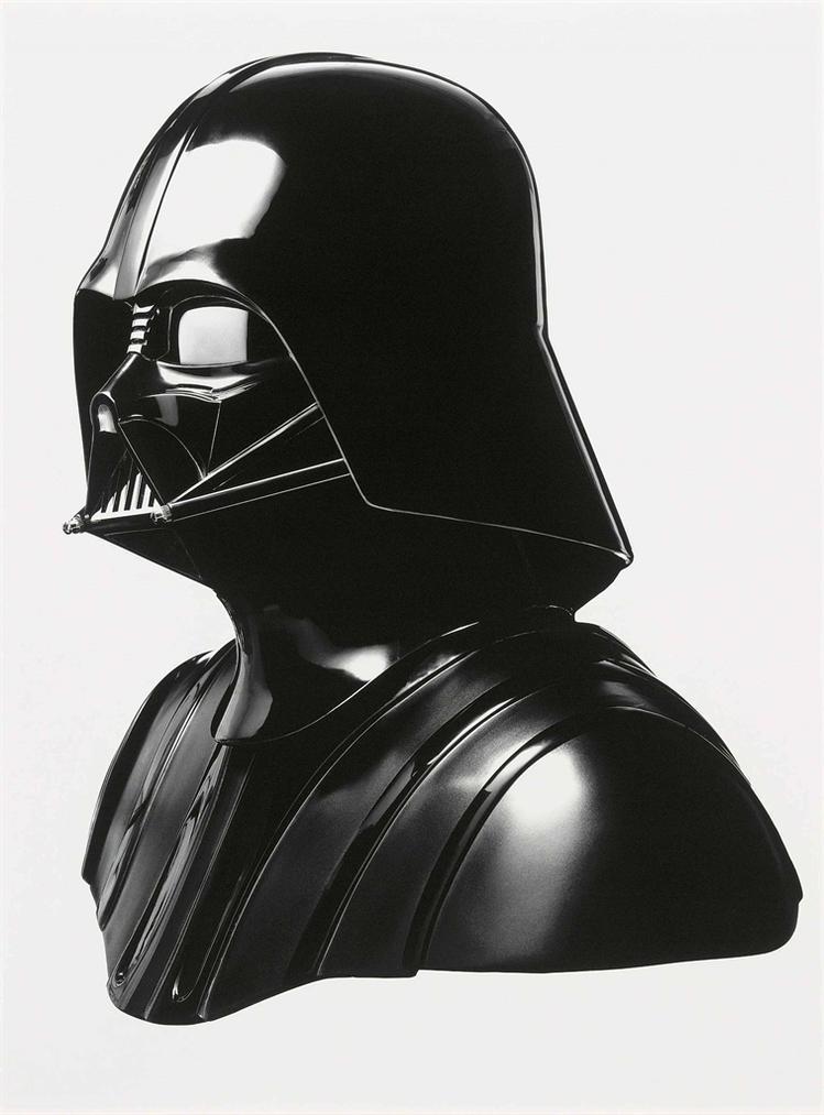 Albert Watson-Darth Vader, The Original Helmet Star Wars, New York City-2005
