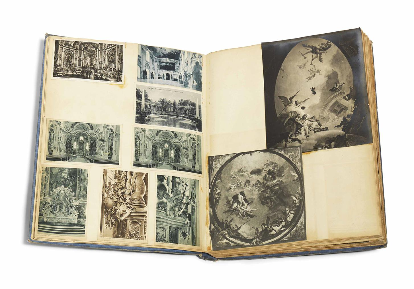 Cecil Beaton-A Scrapbook, Compiled By Beaton And Including An Extensive Series Of Studies By Hoyningen-Huene-1930