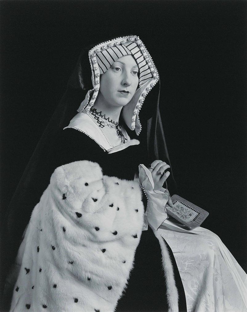 Hiroshi Sugimoto-Catherine Of Aragon-1999