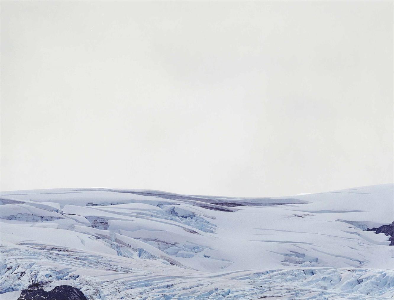 Axel Hutte-Explorer Glacier, Alaska-1999