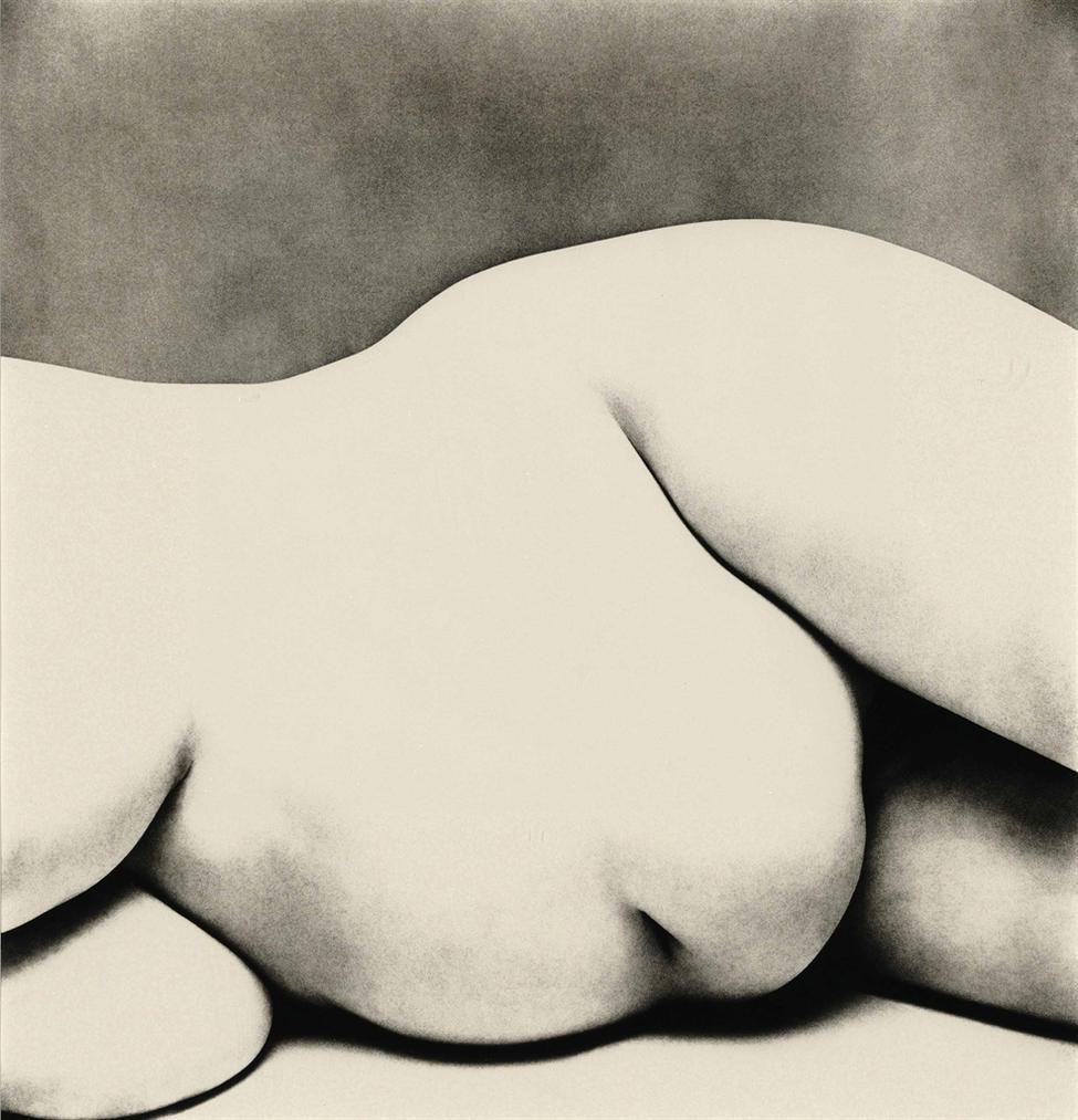 Irving Penn-Nude 151-1950