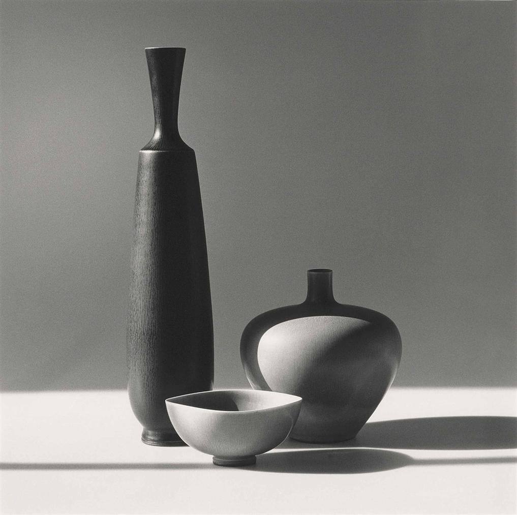 Robert Mapplethorpe-R M Glass Collection-1984