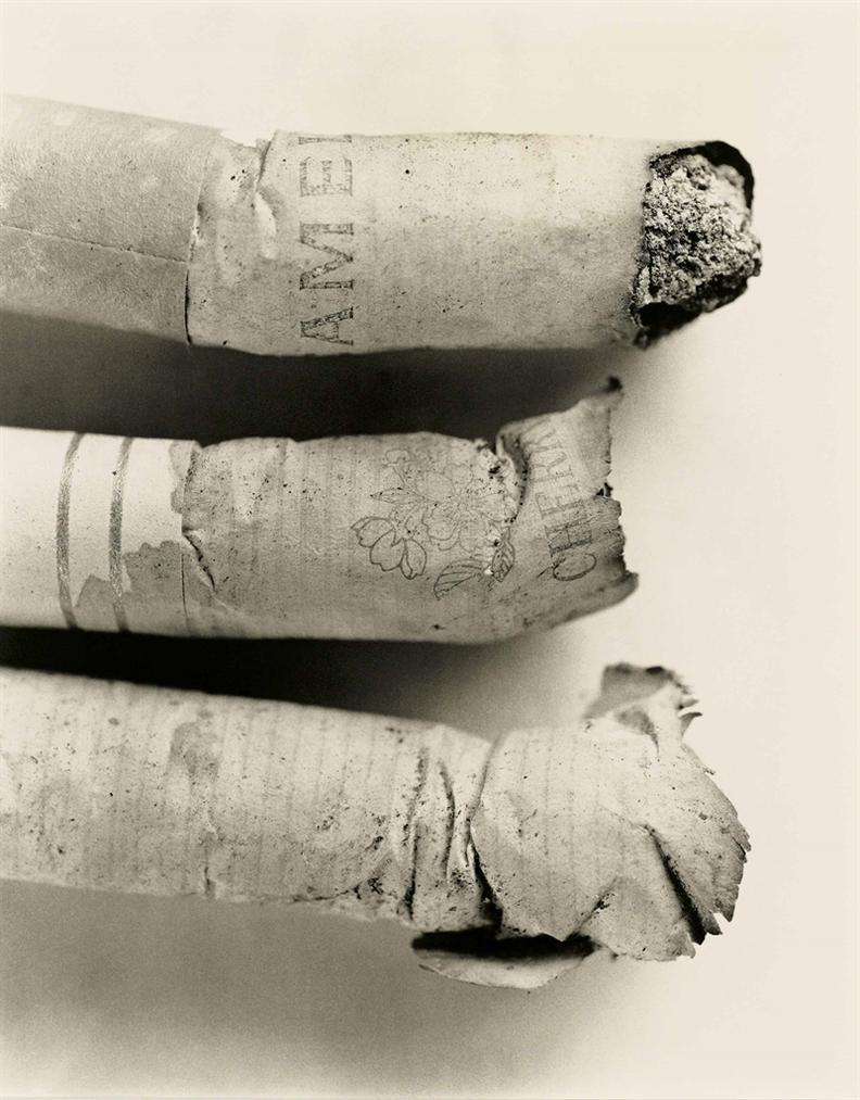 Irving Penn-Cigarette #135 (C415)-1972