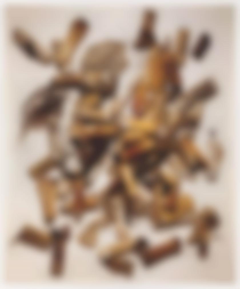 Irving Penn-Cigarettes, Street Findings, New York-1999