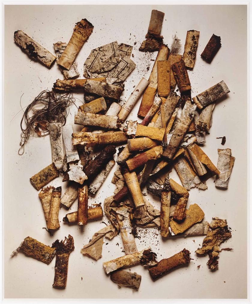 Irving Penn-Cigarettes, Street Findings, New York-1999