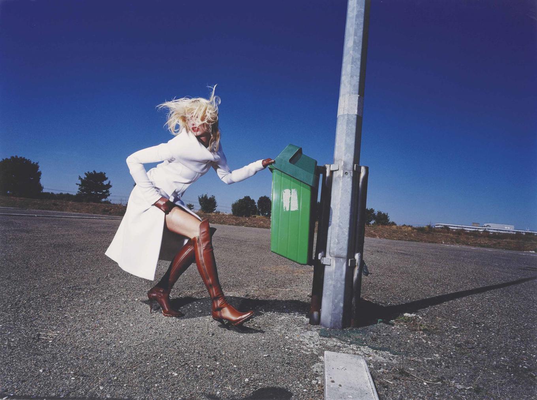 Steve Hiett - Christina Kruse, Vogue Russia-2006