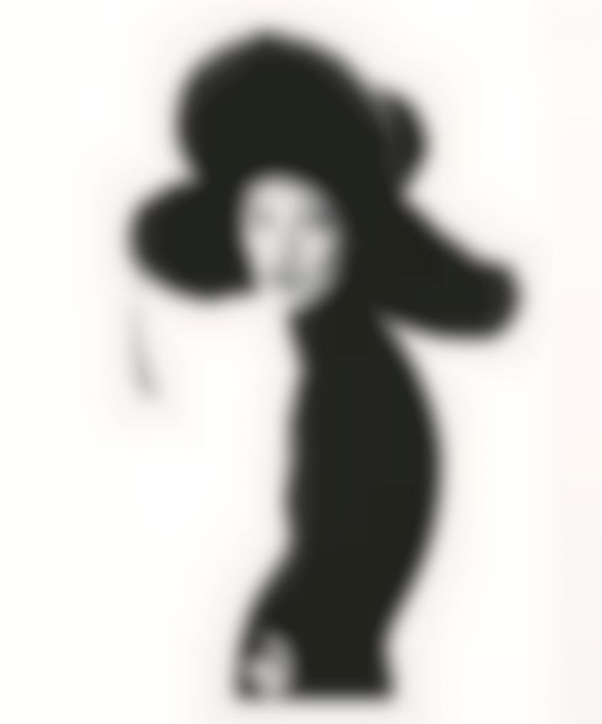 Steven Klein-Girl With Hat-1993