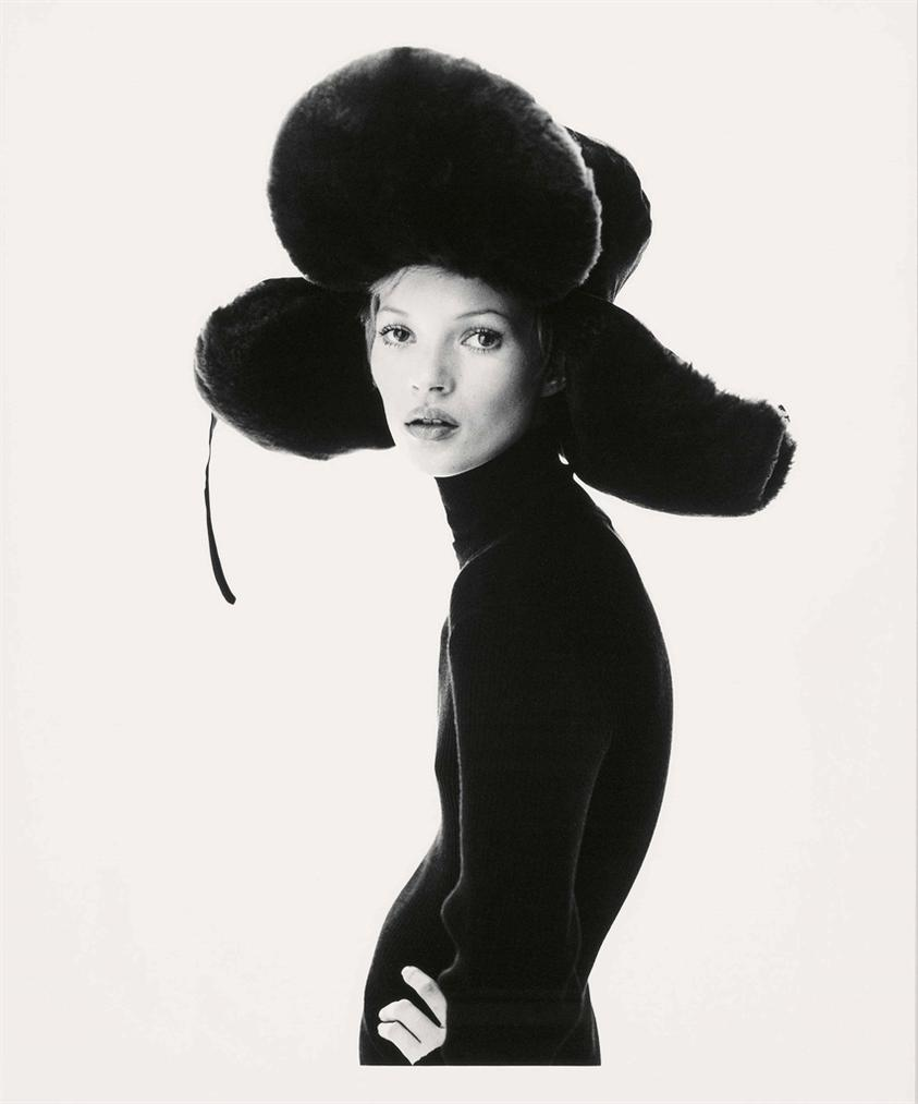 Steven Klein-Girl With Hat-1993