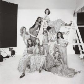 Patrick Demarchelier-Vogue Anniversary-1992