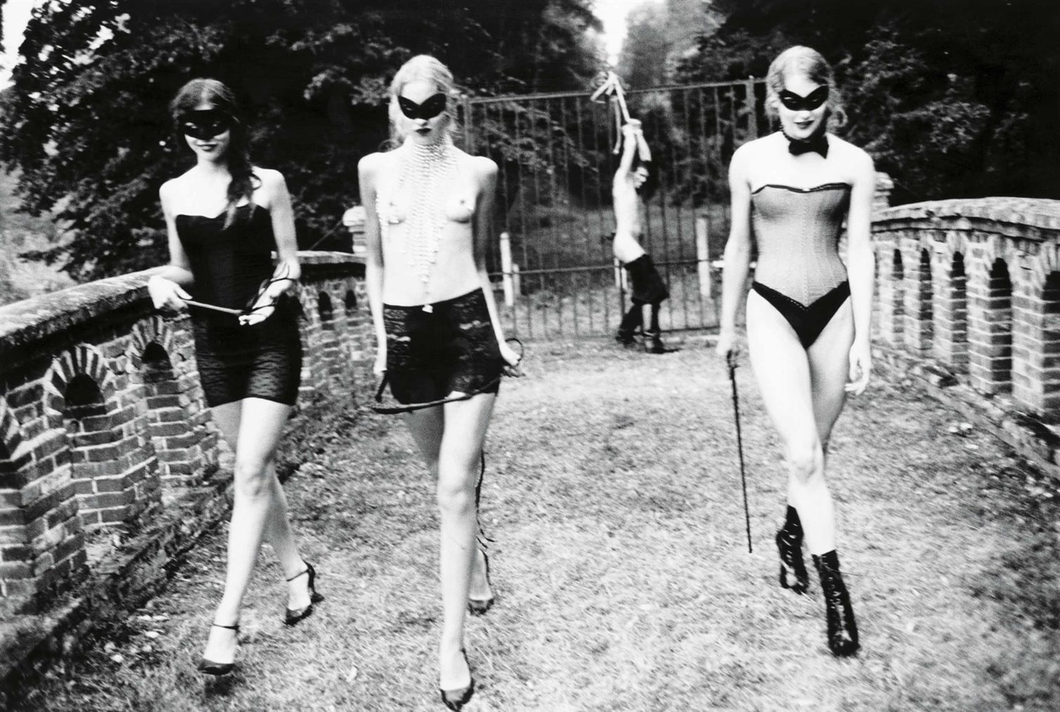 Ellen von Unwerth-Untitled, From The Series Revenge-2003