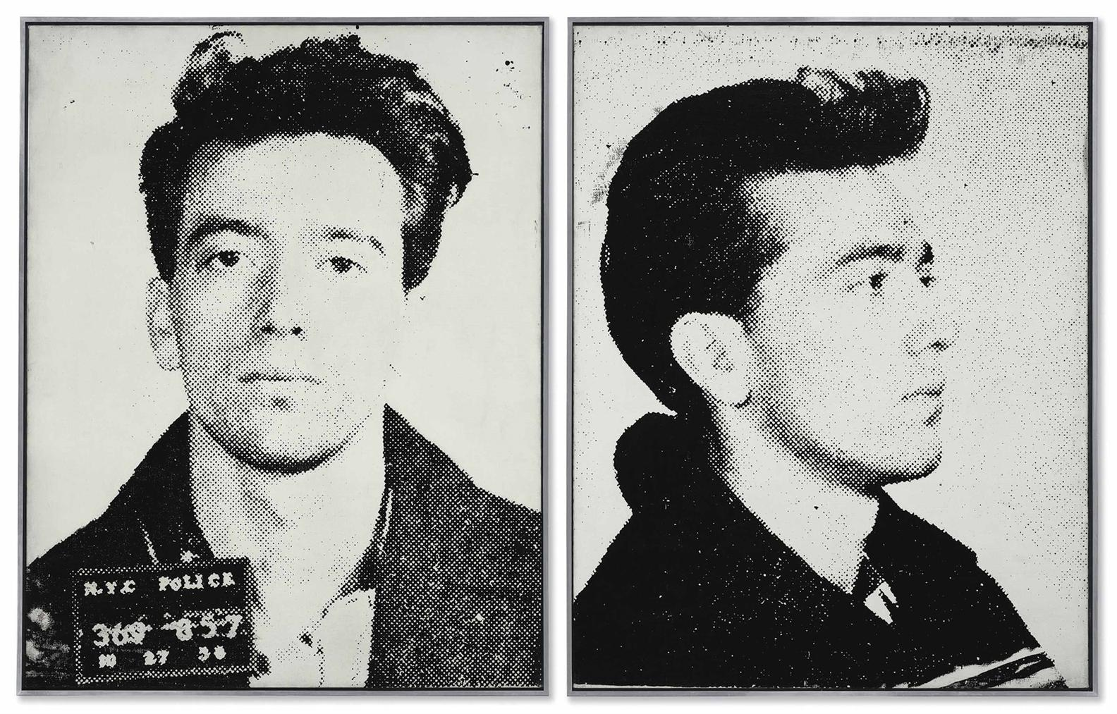 Andy Warhol-Most Wanted Men No. 11, John Joseph H., Jr.-1964