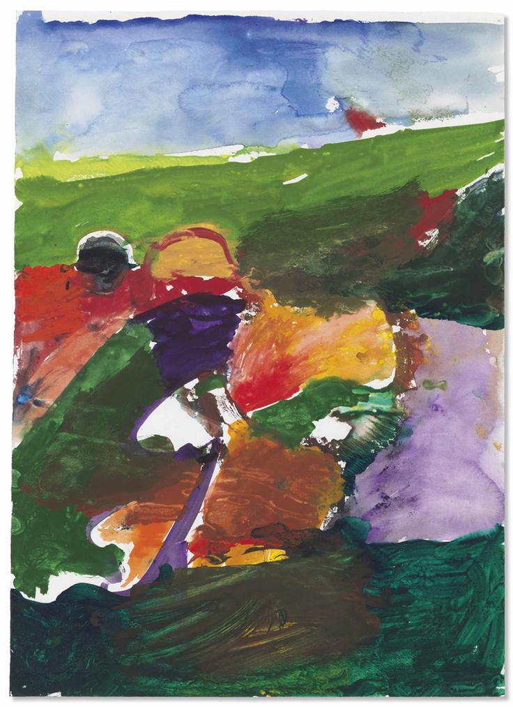 Richard Diebenkorn-Untitled-1955
