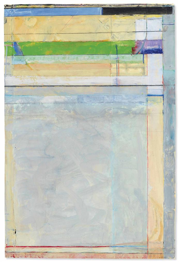 Richard Diebenkorn-Untitled-1991