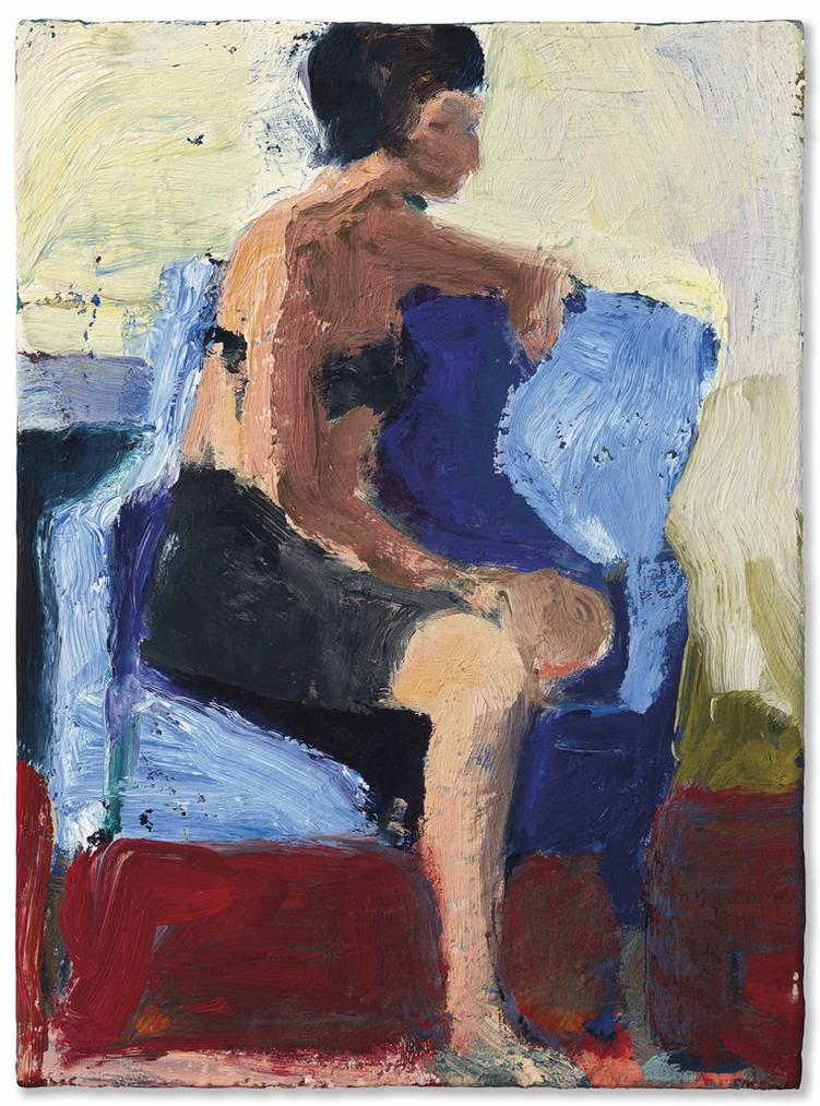Richard Diebenkorn-Untitled-1962