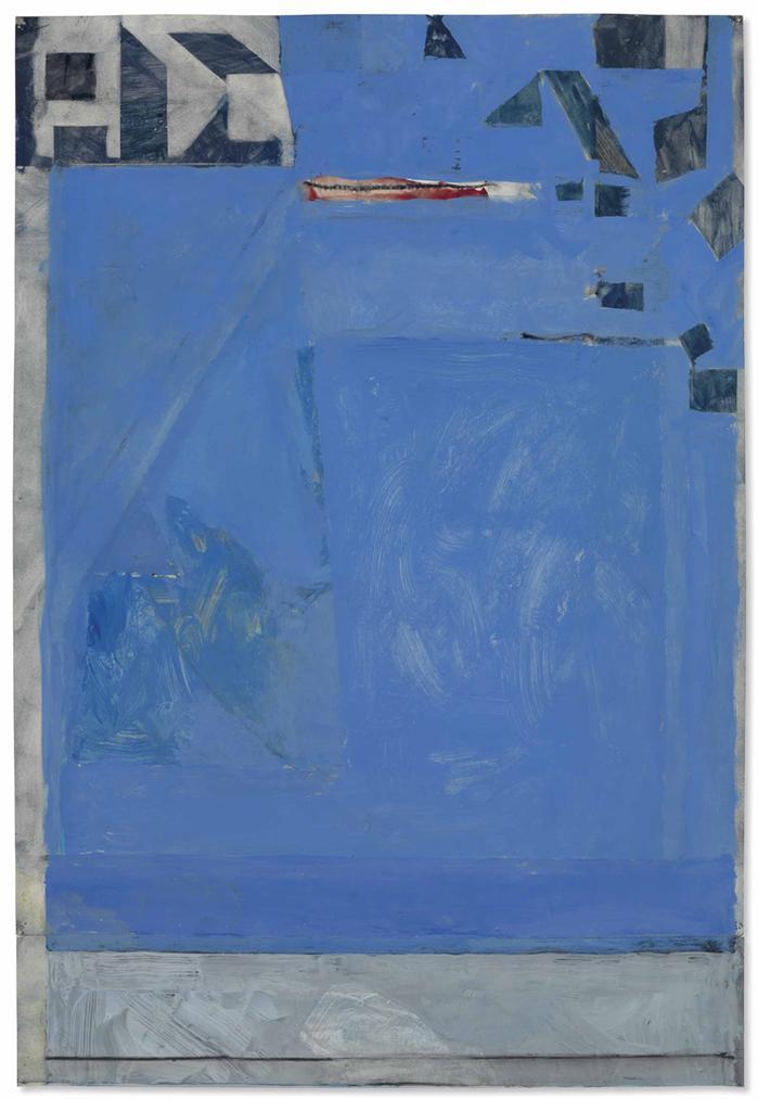 Richard Diebenkorn-Untitled-1986