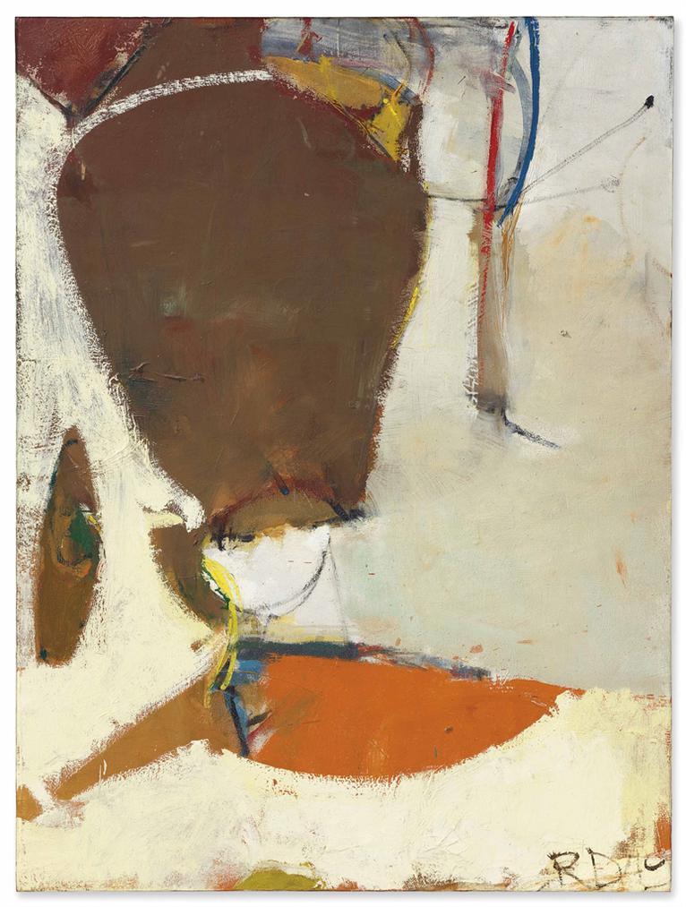 Richard Diebenkorn-Sausalito-1949