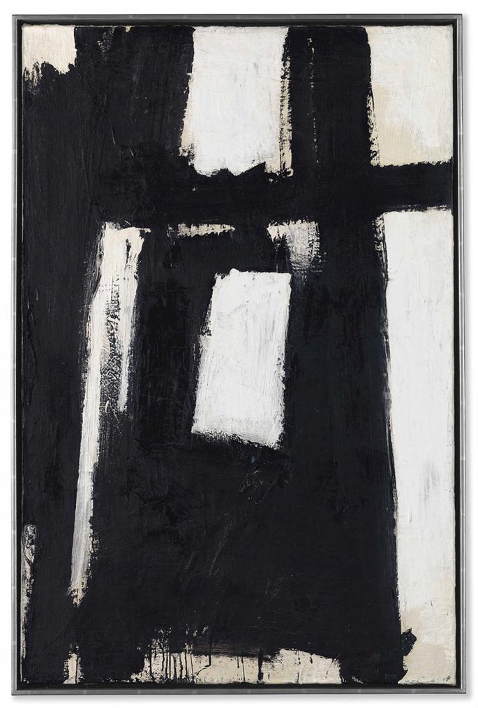 Franz Kline-Third Avenue-1954