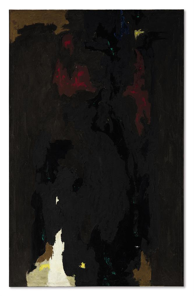 Clyfford Still-Ph-916 (1946-No. 1)-1947