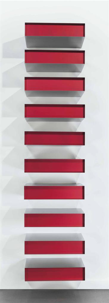 Donald Judd-Untitled-1980